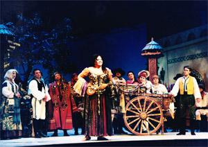 Countess Maritza, Santa Fe Opera